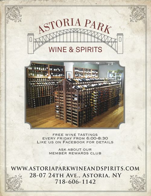 Astoria wine